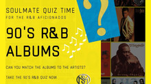 Quiz Time: 90's R&B Albums