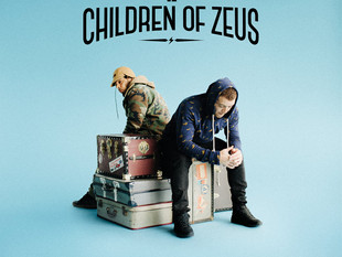 NEW MUSIC: CHILDREN OF ZEUS - TRAVEL LIGHT