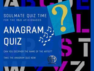 Quiz Time: The Anagram Quiz