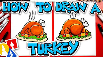 How-To-Draw-A-Cooked-Turkey-thumbnail-10