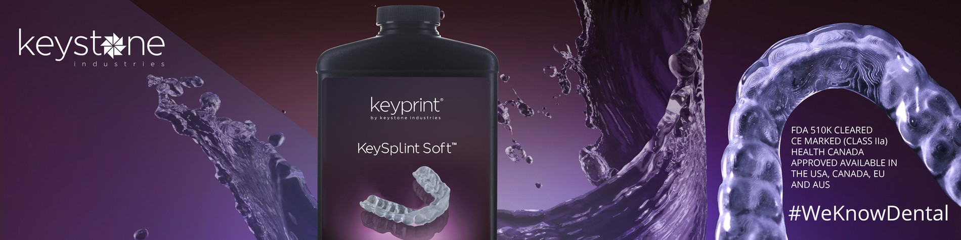 Keystone Keyprint banner