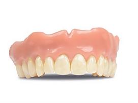 zęby kompozytowe Saremco Crowntec