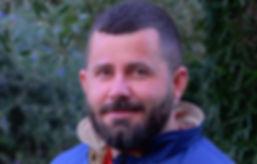 Filippo Dimatteo on La Pietra Rossa