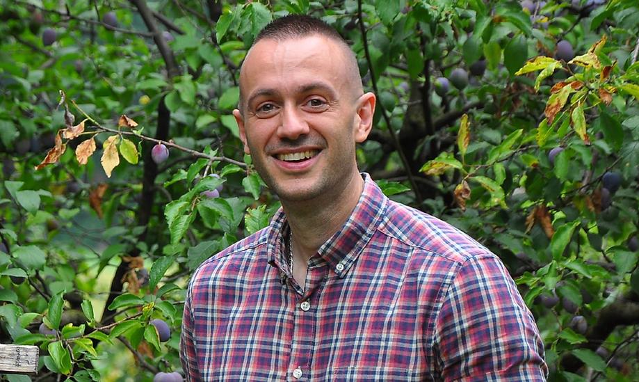 Matteo La Civita on La Pietra Rossa