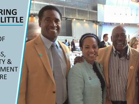 Honoring and Remembering Floyd Little, Pro Football Hall of Famer