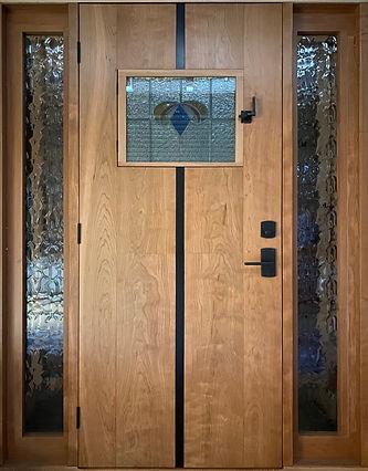 Mission Style Door Custom Door Craftsman Style Door