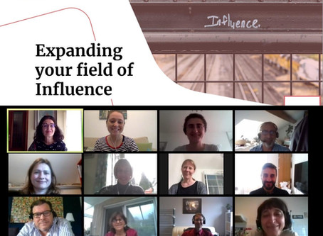 NOW IS THE TIME TO BECOME INFLUENCERS!