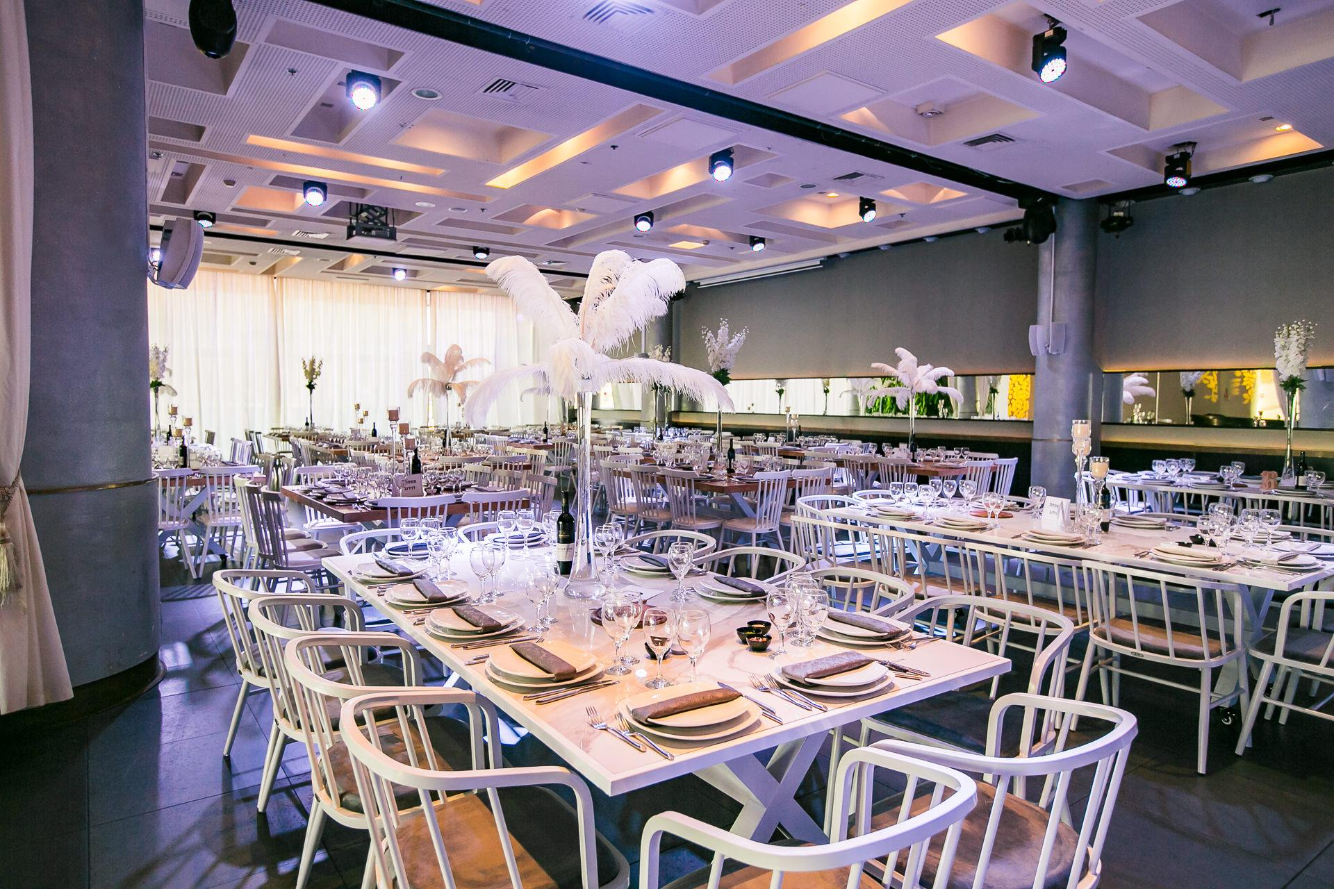 קסיופיאה - אולם אירועים לחתונה בשרון