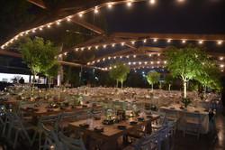 צל החורש - גן אירועים לחתונה בשרון