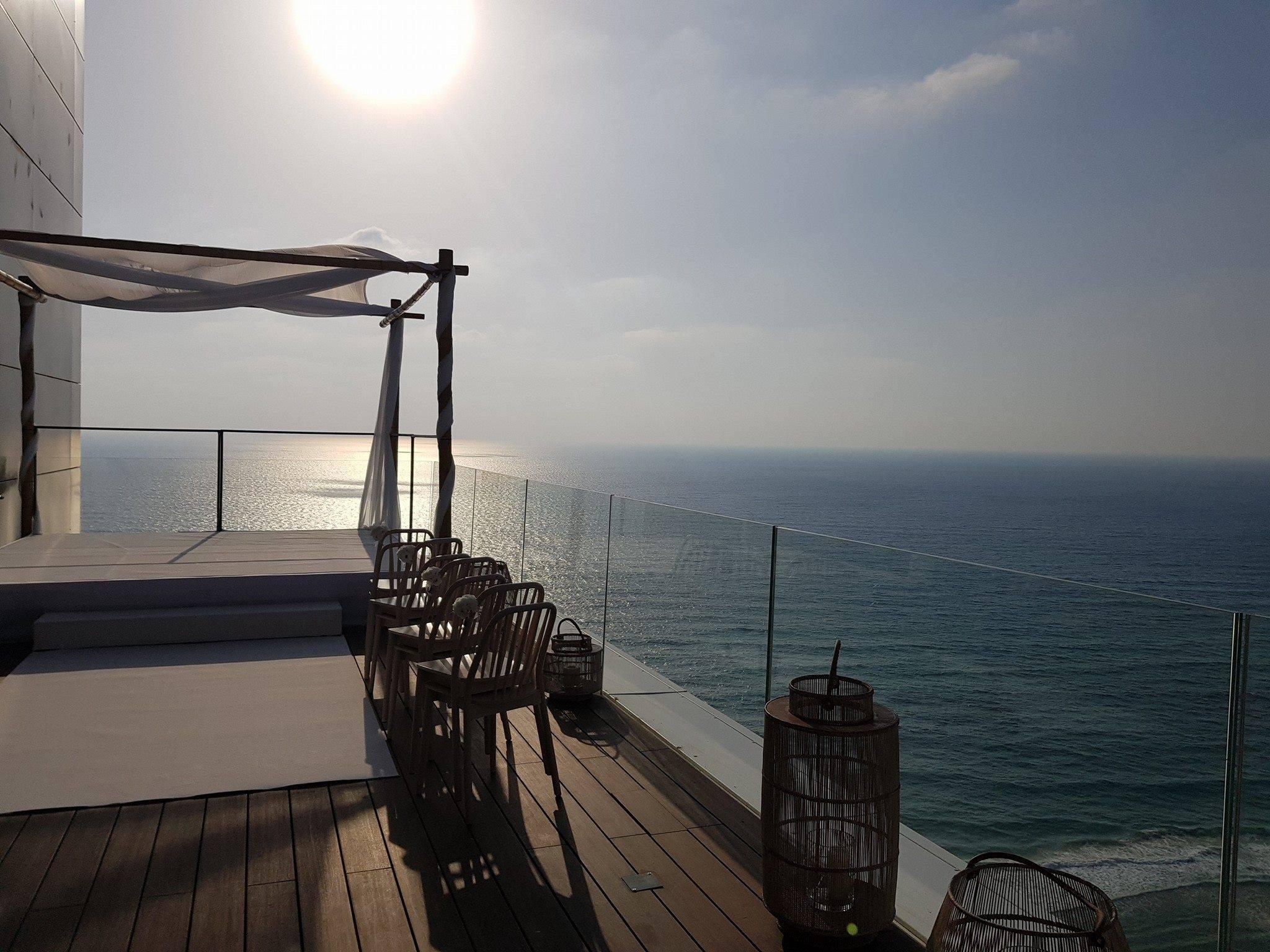 ג'ונה - אירועים על הים