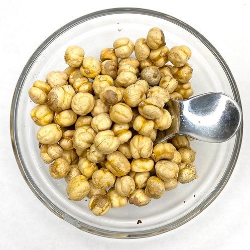 Golden Roasted Chickpeas