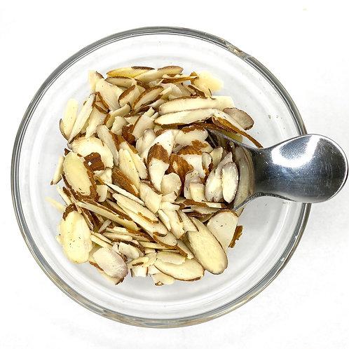 Sliced Natural Almonds