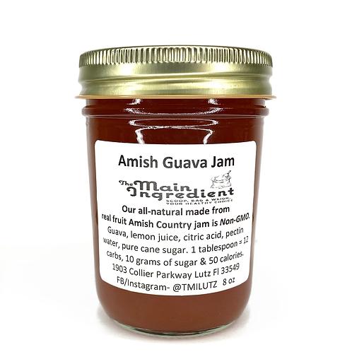 Amish Guava Jam