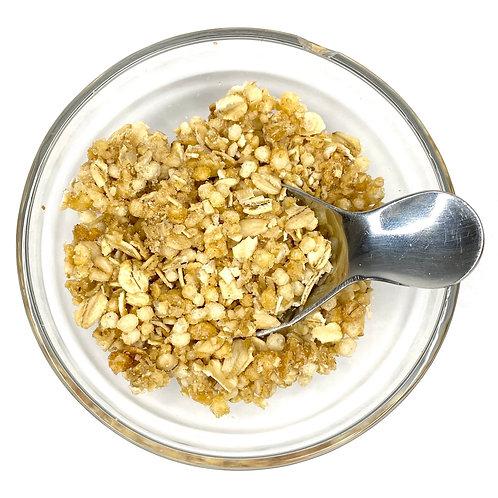 Crunchy Vanilla Granola