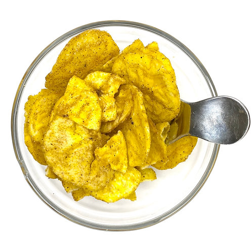 Spicy Lime Plantain Chips