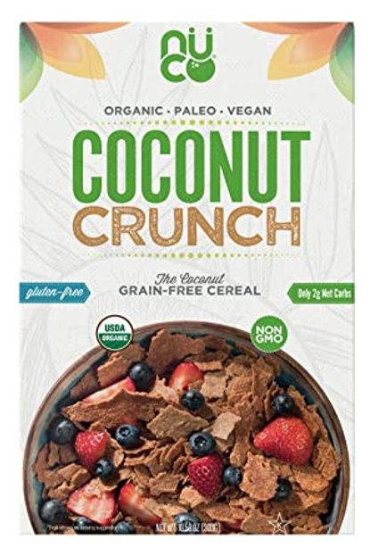 Coconut Crunch Cereal