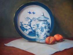 Blue Mandarine 11x14 $400