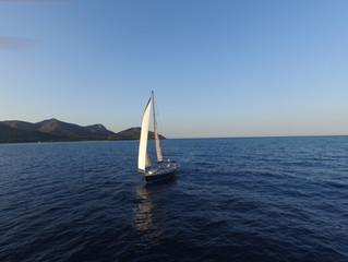 Oster Segeln Mallorca