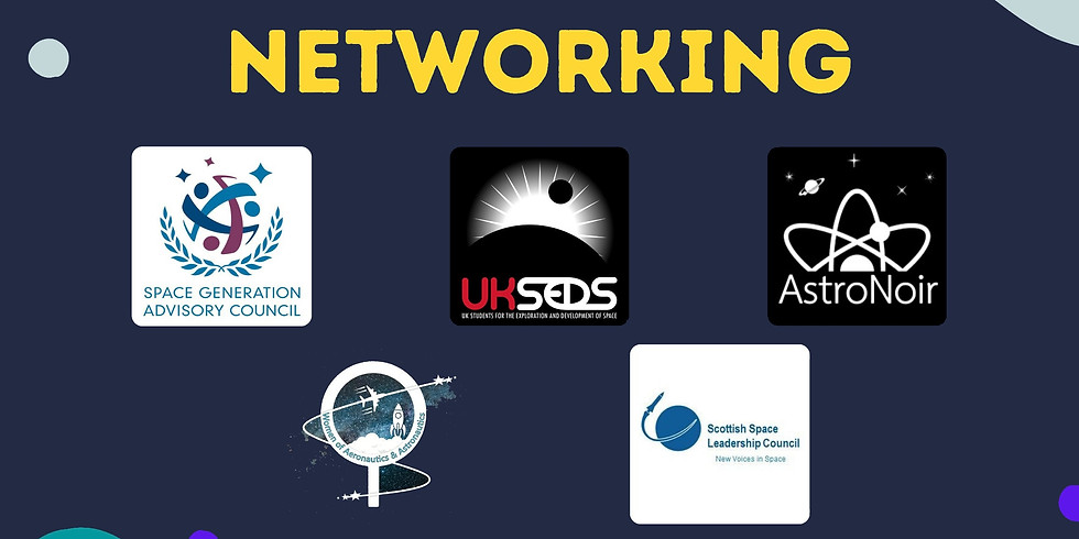Edinburgh Women in Space Networking Panel