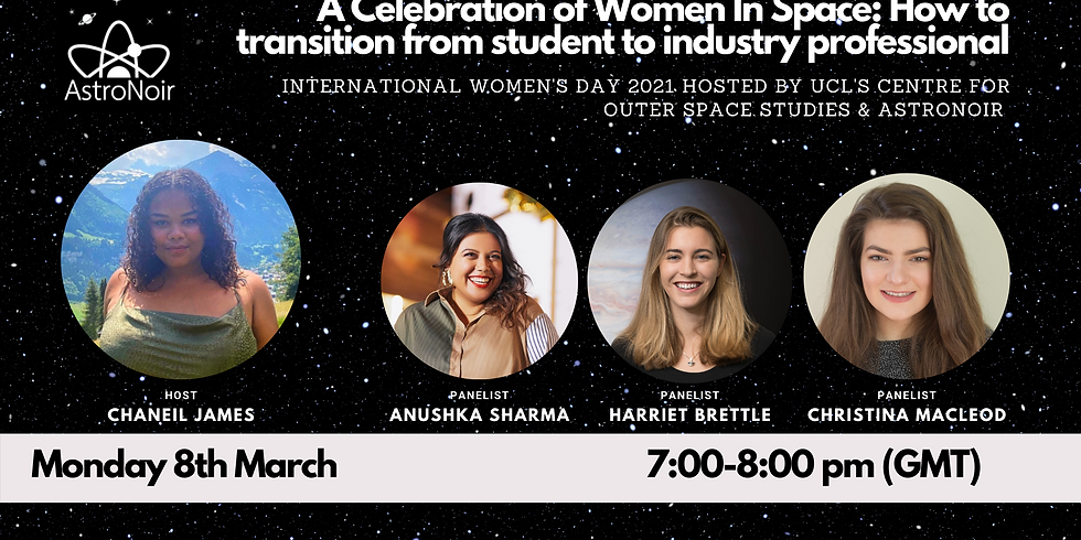 International Women's Day with COSS ONLINE: A Celebration of Women In Space
