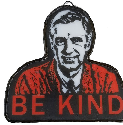 FRED ROGERS RED SINGLES-WS