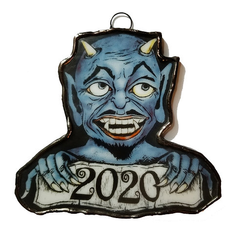 2020 LIMITED EDITION BLUE DEVIL