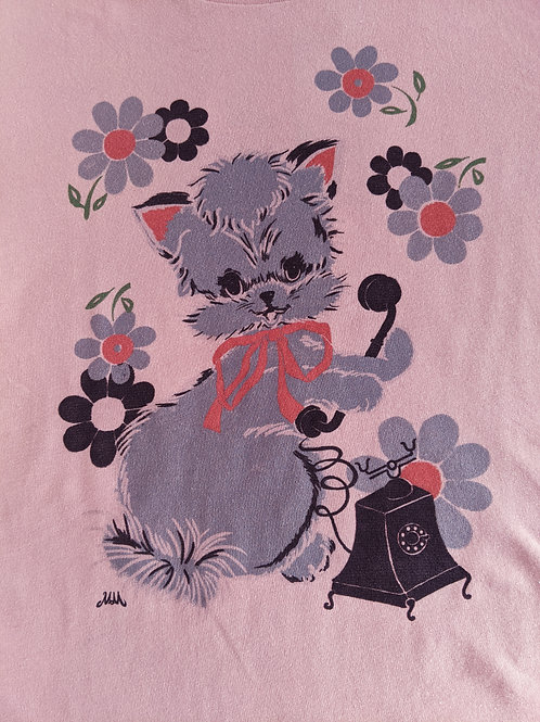 POODLE CAT TEE