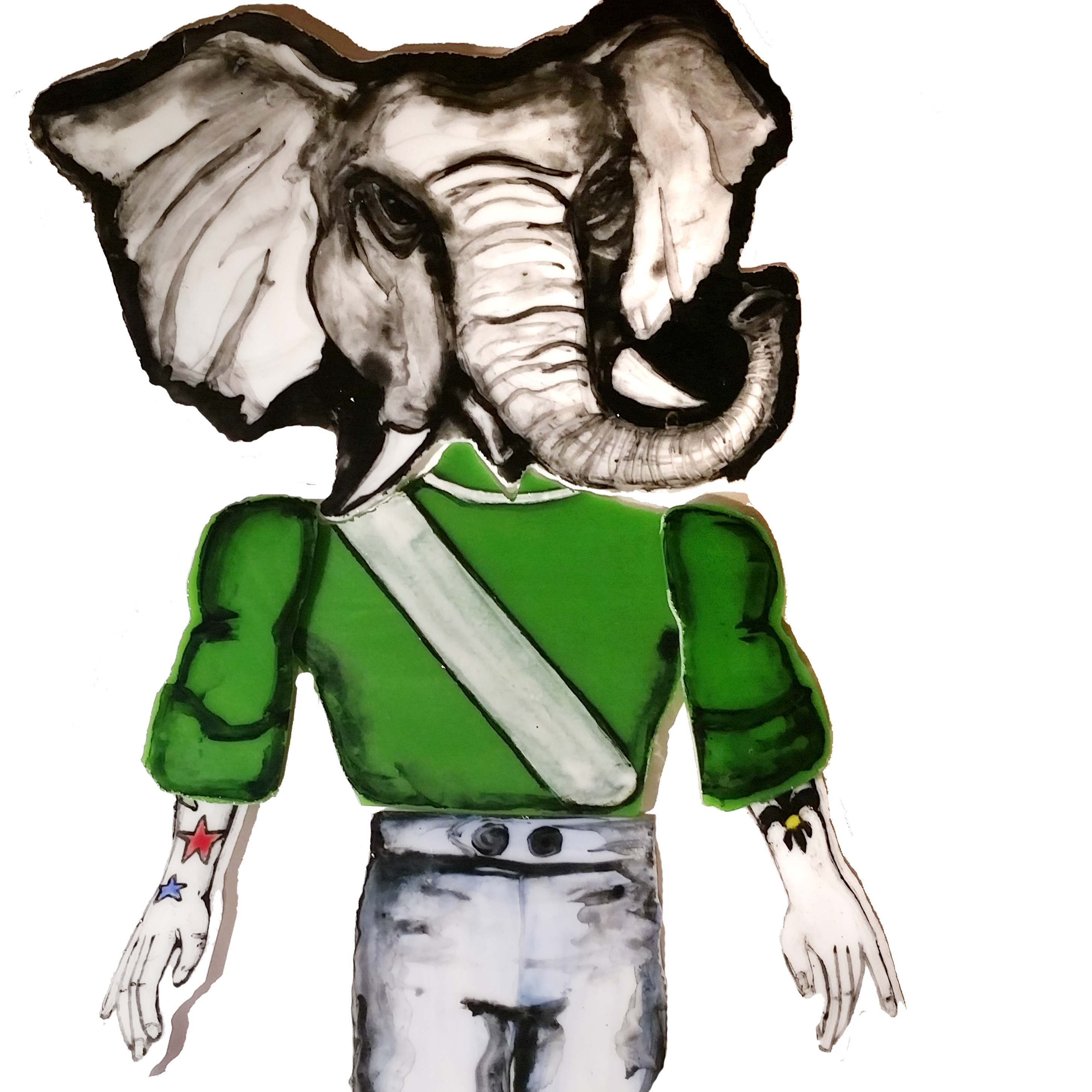 ELEPHANT COMMANDER