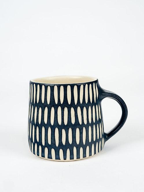 Dashes Mug