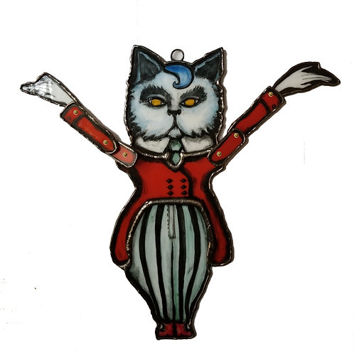 HALLOWEEN AMBASSADOR CAT