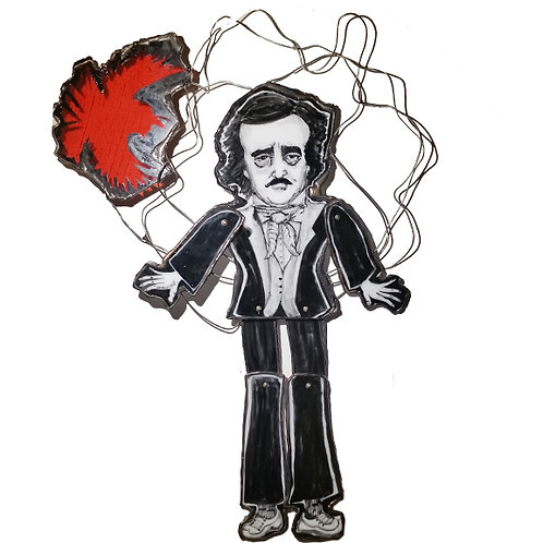 POE WITH CROW