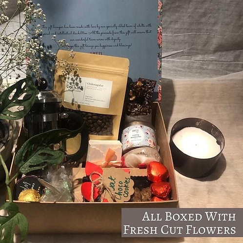 Pre curated hampers