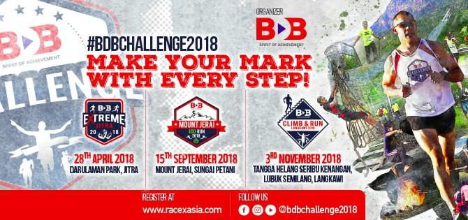 BDB CHALLENGE 2018