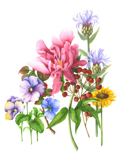 Mix Flowers