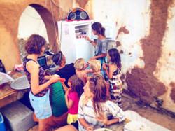 Kids love ice-cream