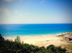 (almost) Private beach ;-)