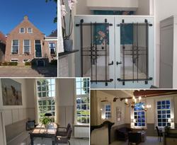 Nr 25 Oud bankgebouw uit 1700 in het mooie Stavoren aan het IJsselmeer