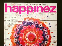 International Happinez 8 pages