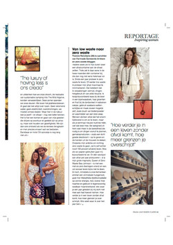 Thats us ITWA in Marie Claire