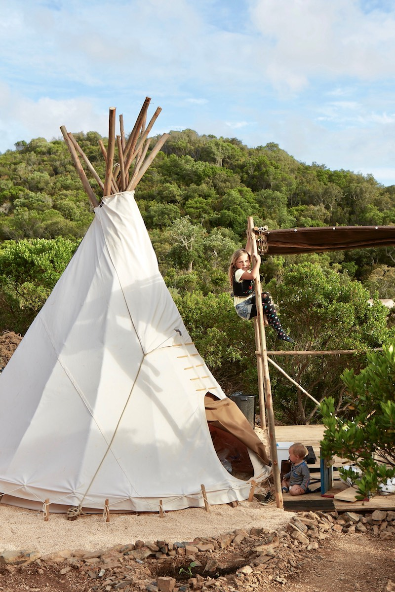 ... Cozy Tipi tent 2p ... & Cozy Tipi tent 2p | Into the Wild Algarve | Experience Nature