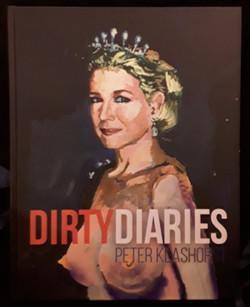 Nr 26 Peter klashorst 's vuistdikke Koffietafelboek Dirty Diaries