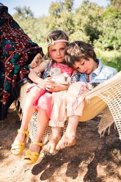 Kek Mama kids fashion shoot