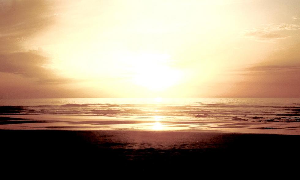 Famous West coast sunsets