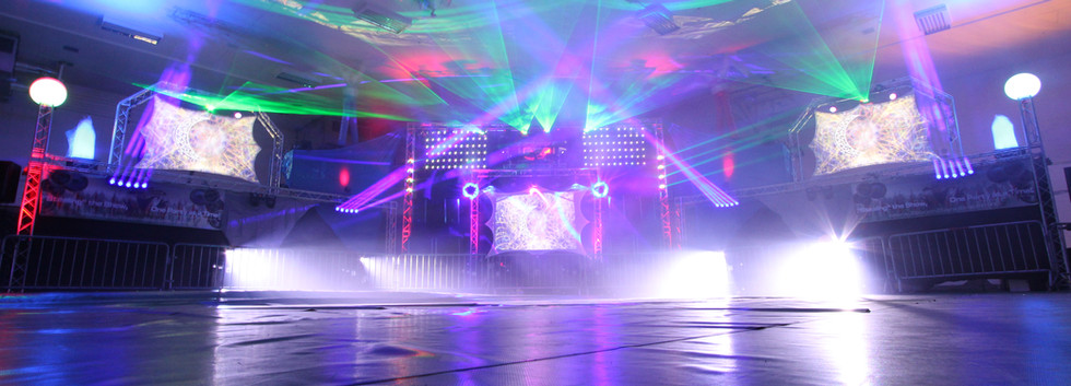 70'x20' Festival Stage