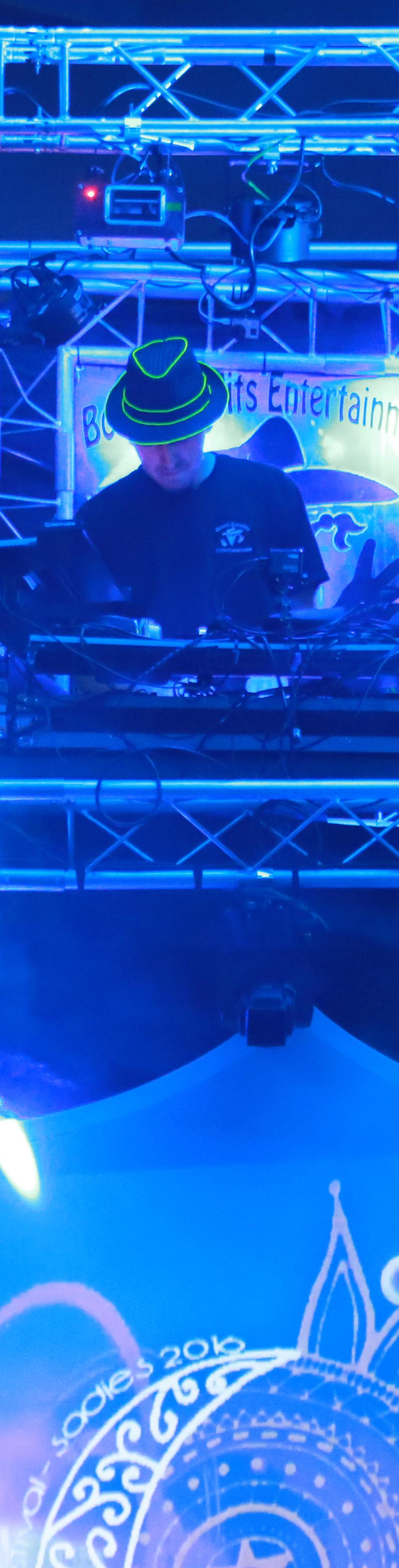 Festival DJ Stage