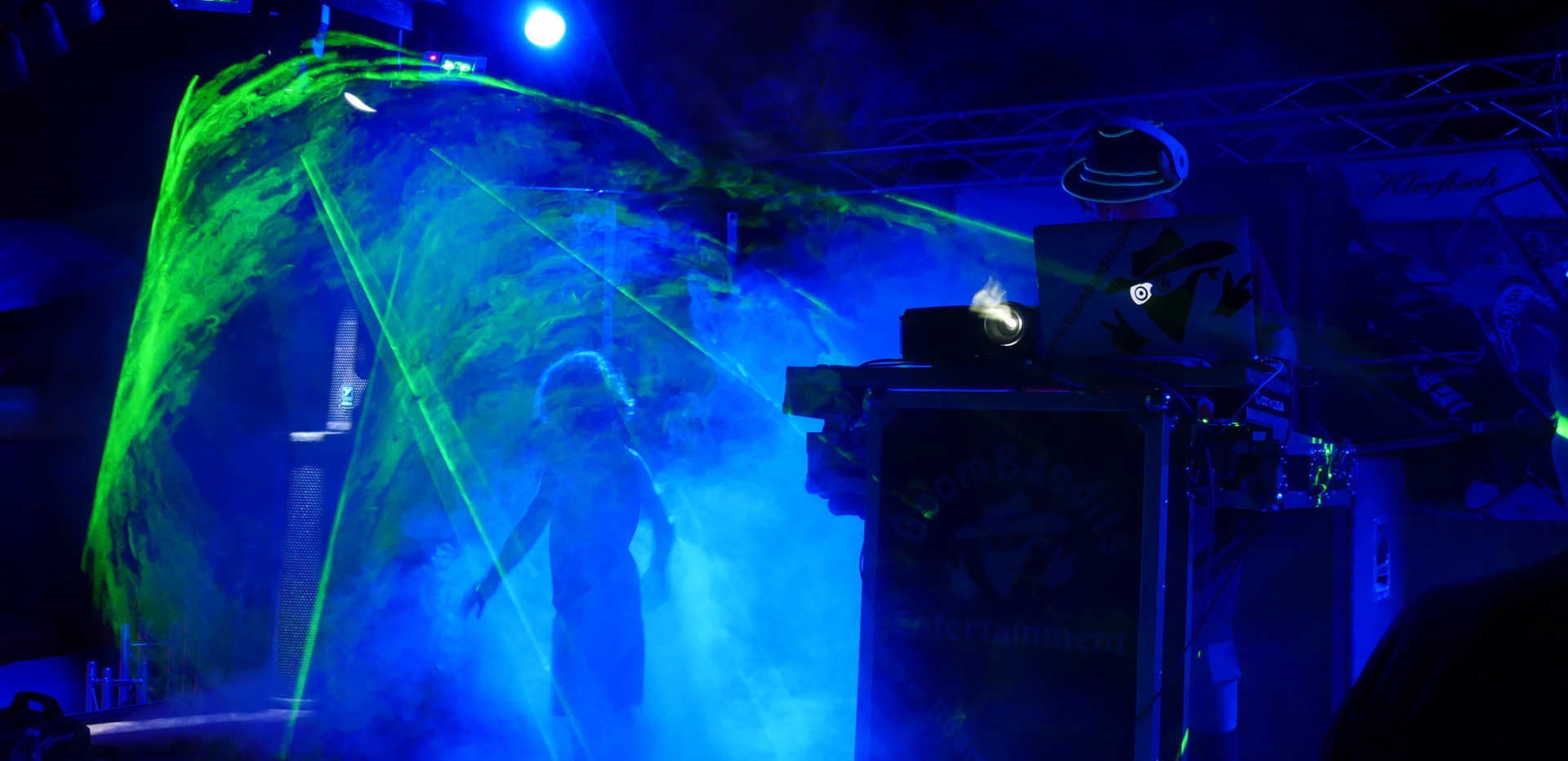 Laser Effects