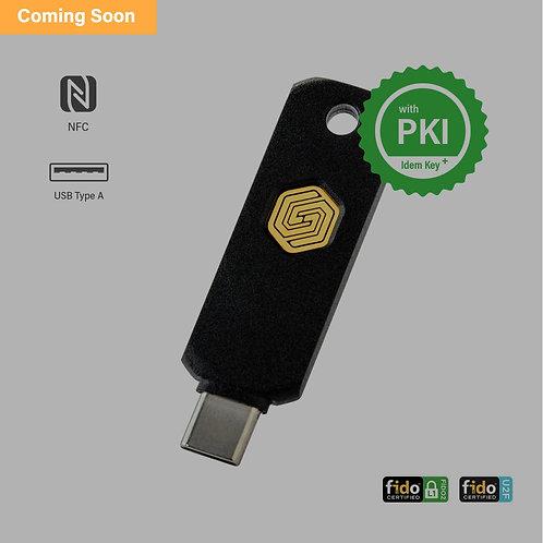 USB-C/NFC Idem Key Plus