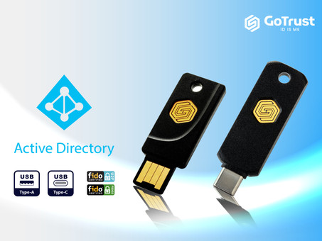 GoTrustID Inc. is now a Microsoft approved FIDO Security Key vendor.