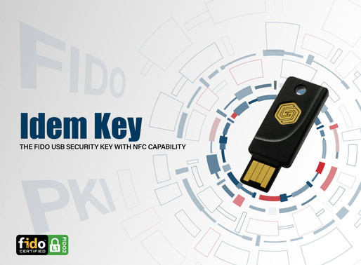How to bridge PKI to FIDO on computers and mobiles without any installation?