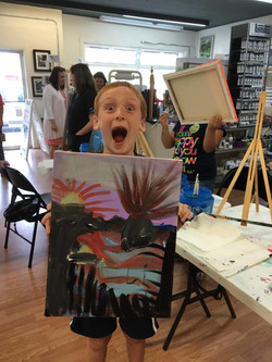 Paint Sip Create Kids Fun!